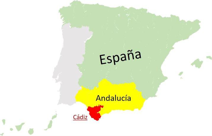 Cádiz (Andalucía, España)