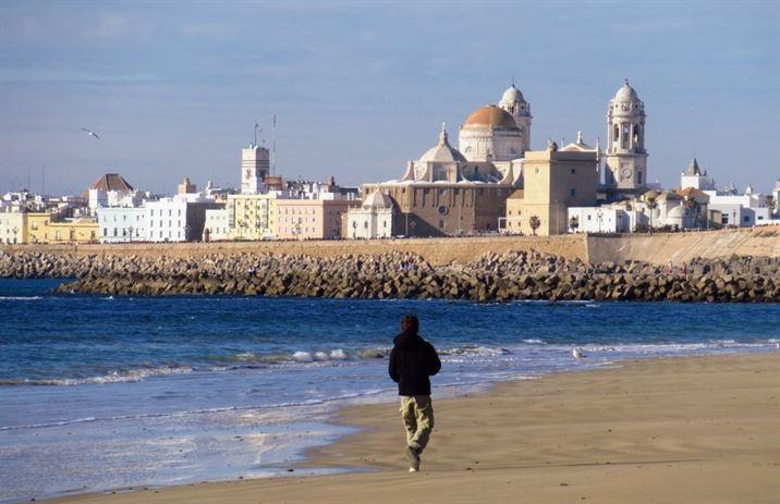 Korespa spanish Cádiz ciudad entre dos mares
