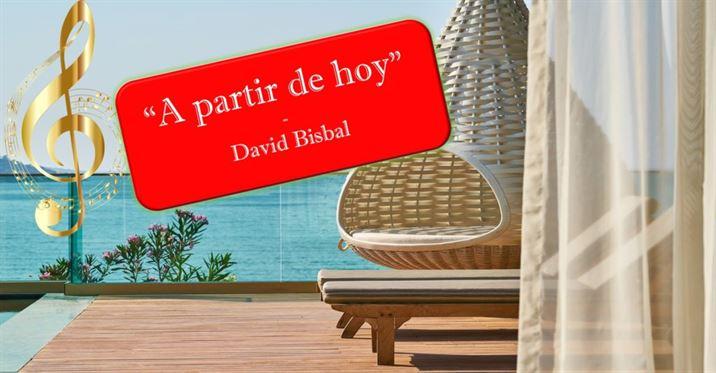 A partir de hoy - David Bisbal