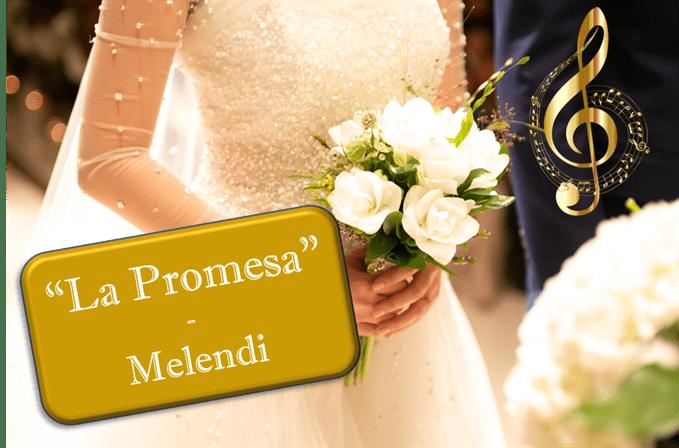 La promesa de Melendi
