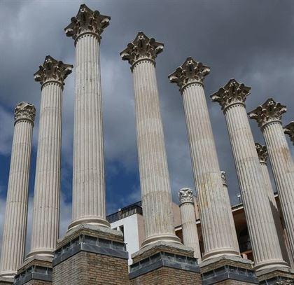 Séneca. Templo romano de Córdoba