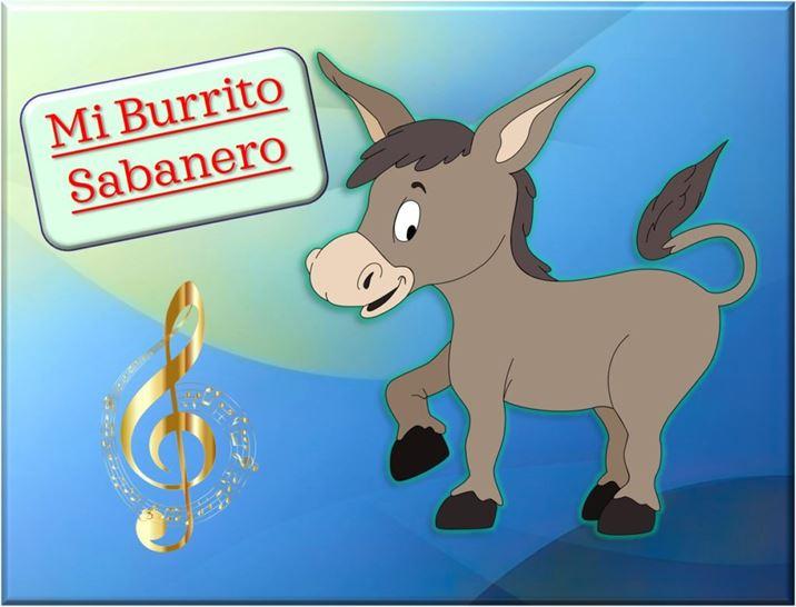 Korespa spanish Mi burrito sabanero