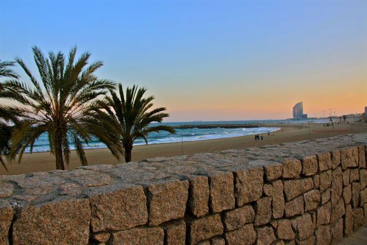Barcelona es mucho más. Playa