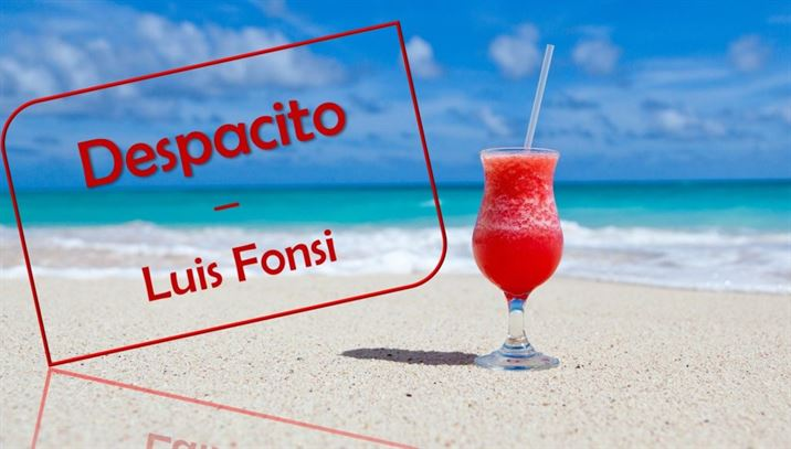 Korespa spanish Despacito - Luis Fonsi