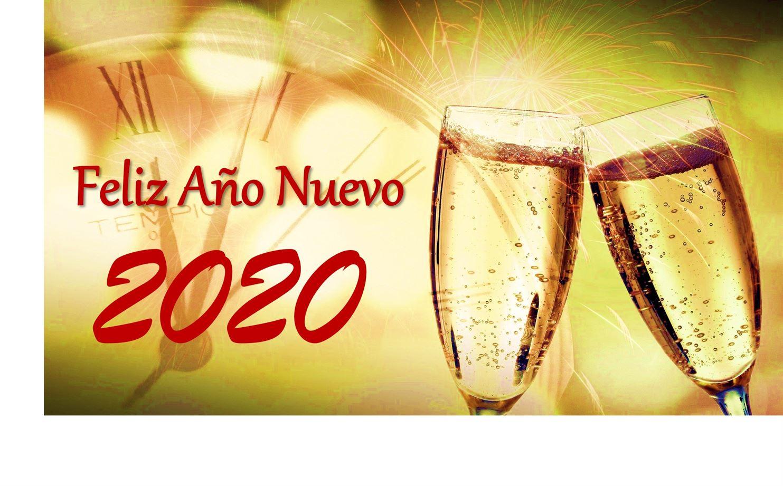 Korespa spanish Feliz Año Nuevo