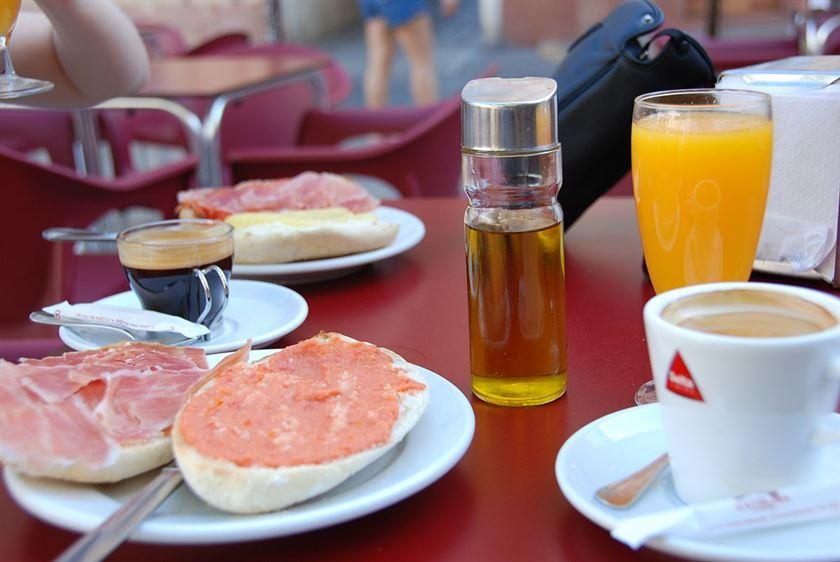 Qué desayunan los españoles
