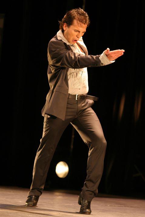 Curso de flamenco avanzado por Marcos Floresres