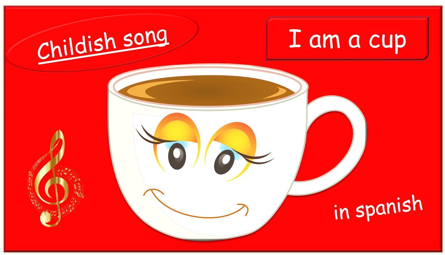 Korespa spanish Canción Soy una taza
