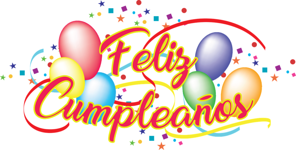 Korespa spanish Feliz cumpleaños
