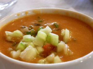 Korespa spanish recipe gazpacho
