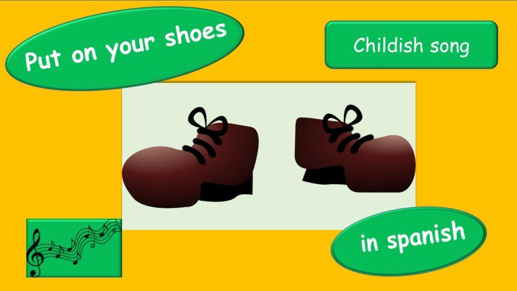 Ponte tus zapatos