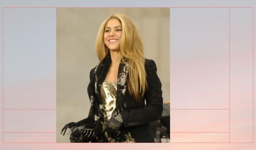 Shakira: Canciones y curiosidades