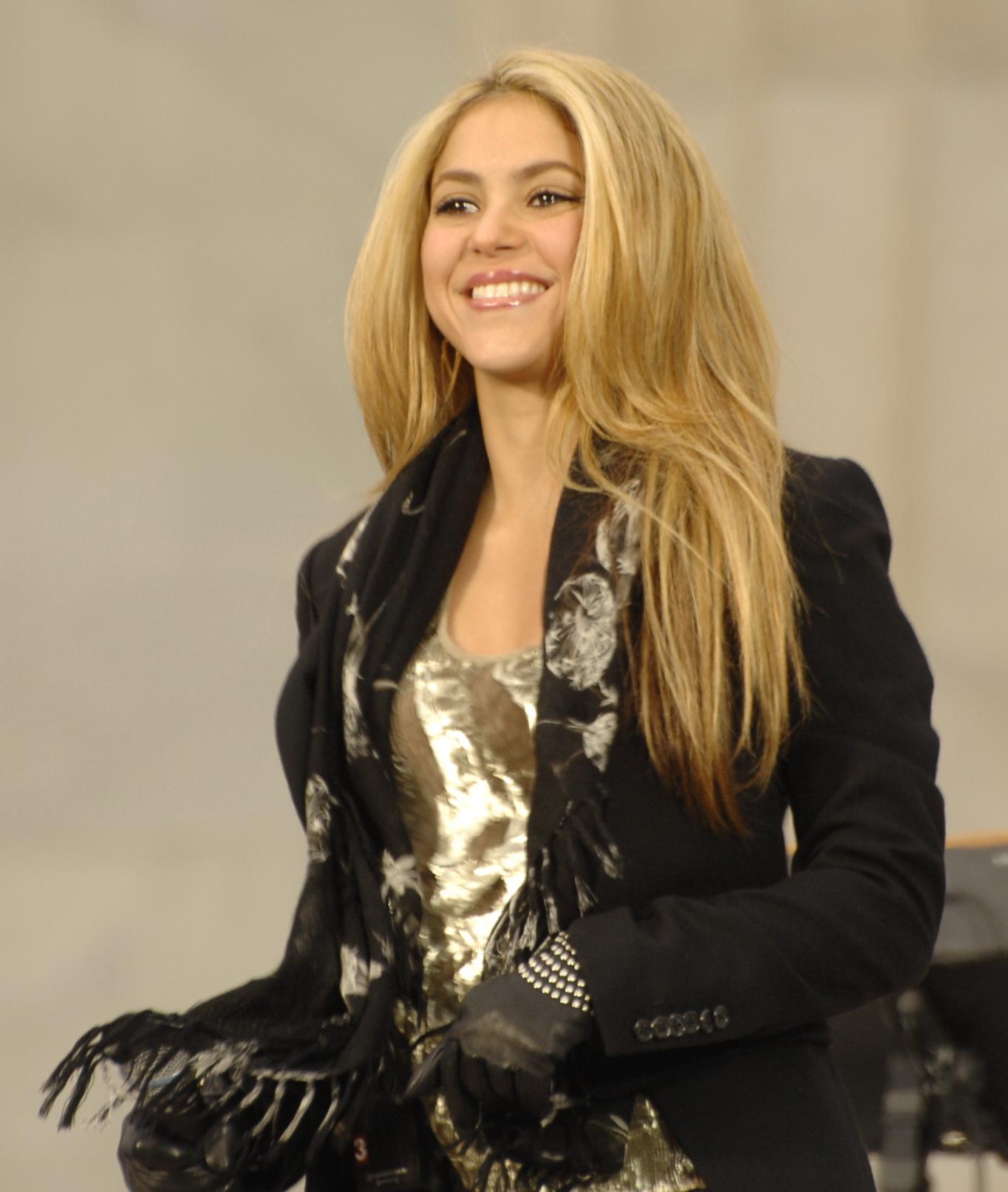 Korespa spanish Shakira